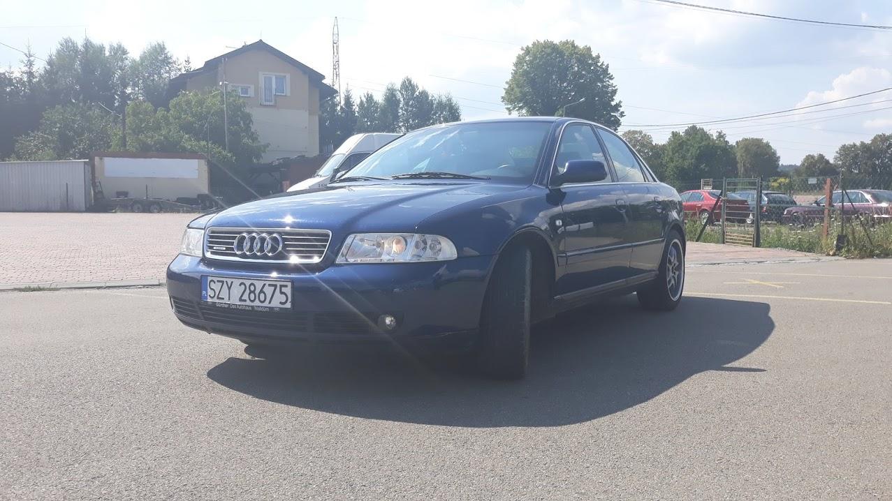 Audi A4 B5 Fl 18t 150ps Quattro Stan Bdb Amba Car Skoczów