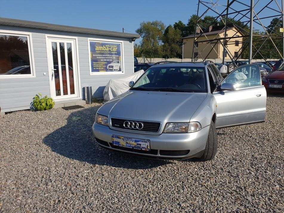 Audi A4 B5 Quattro 24 V6 Amba Car Skoczów Import Samochodów